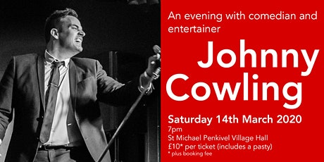 An evening with Johnny Cowling tickets