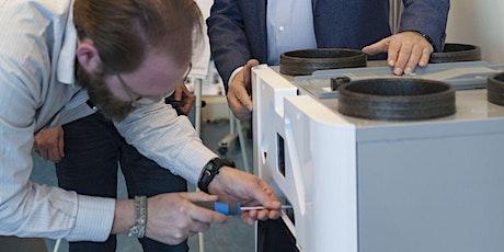 Training Service & Onderhoud ventilatiesystemen in de woningbouw (23 sept) tickets
