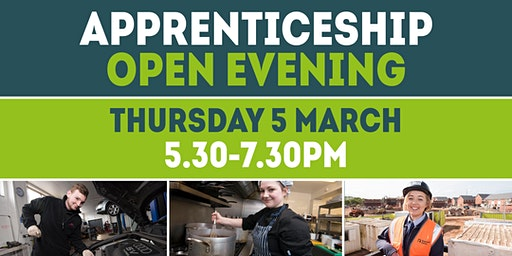 West Notts College - Apprenticeship Open Evening