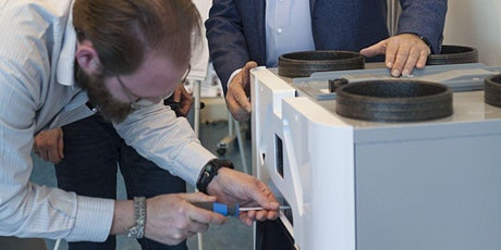 Training Service & Onderhoud ventilatiesystemen in de woningbouw (19 nov) tickets