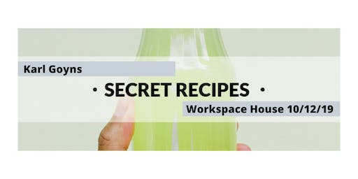 Secret Business Recipes with Karl Goyns