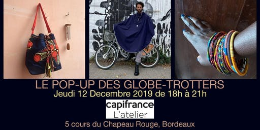 Bordeaux - Le Pop-Up Store des globe-trotters