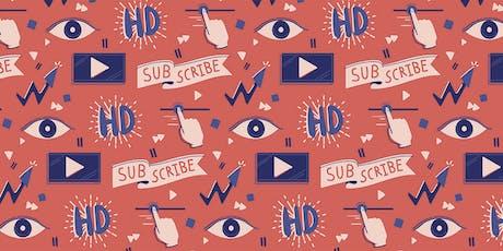 Youtubers: y ahora qué entradas