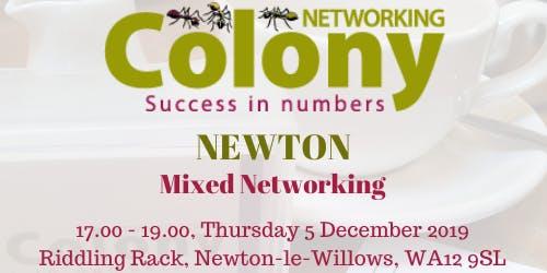 Christmas Networking (Newton)