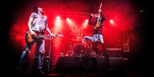 THE BUZZ LOVERS - NIRVANA Best Tribute Tour - León - Espacio Vías  27 Marzo