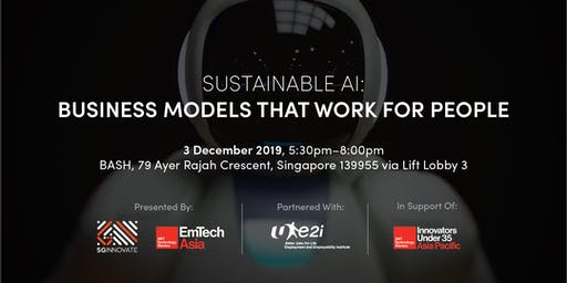 Sustainable AI: Business Models that Work for People