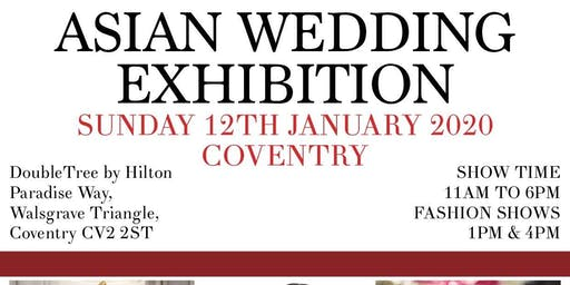 Asian Wedding Exhibition - Coventry