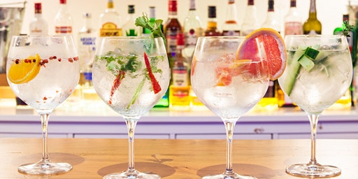 Gin Therapy - Spring Fling Guided Gin Tasting of whats new for 2020