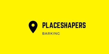 Placeshapers: Urban Ramble | How walkable is Barking Town Centre? tickets