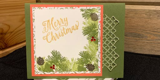 Stamp a Stack Holiday Cards