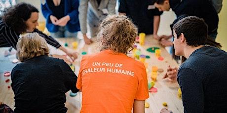 Paris/atelier de sensibilisation : changer de regard sur le monde de la rue billets