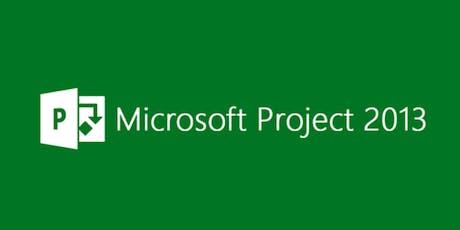 Microsoft Project 2013, 2 Days Virtual Live Training in Edmonton tickets