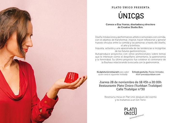 Imagen de UNIC@S: Conoce a Elsa Yranzo diseñadora y directora de Creative Studio Bcn.