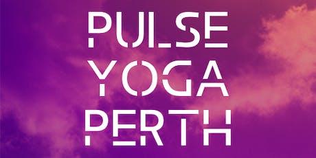 Pulse Yoga Perth : Intrepid Surrender tickets