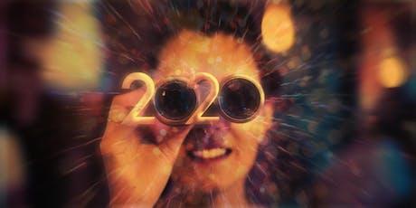 20-20 vision – En spaning inför det nya digitala året tickets