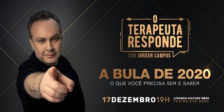O Terapeuta Responde - Especial Fim de Ano - 17/12 ingressos