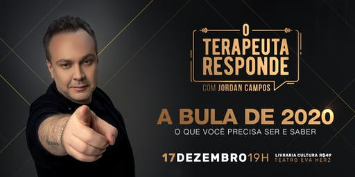 O Terapeuta Responde - Especial Fim de Ano - 17/12