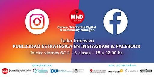 CURSO: Publicidad estratétiga en Facebook e Instagram