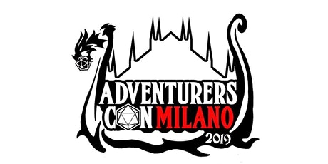 AdventurersCON Milano 2019 biglietti