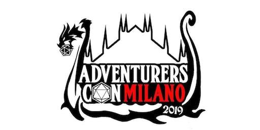 AdventurersCON Milano 2019
