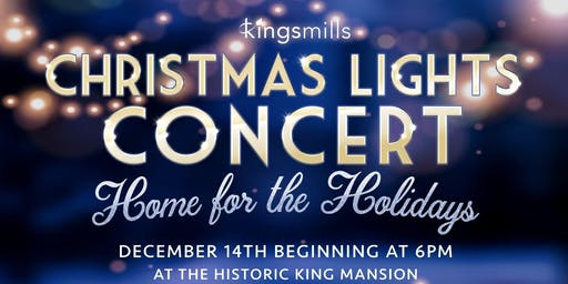 Community Christmas Lights Concert