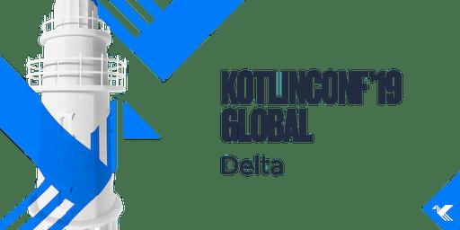 KotlinConf 2019 Global Delta