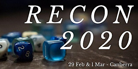 Recon 2020 - Freeform day tickets