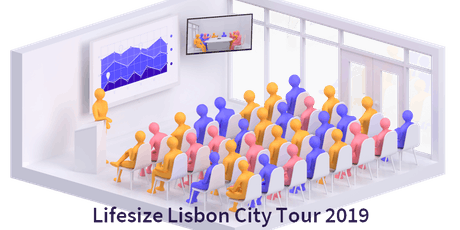 LIFESIZE LISBON CITY TOUR 2019 tickets