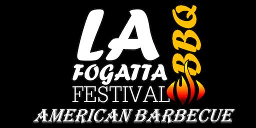 La Fogatta Festival  American Barbecue