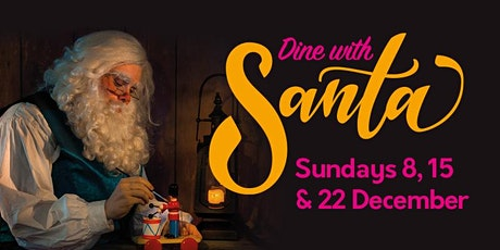Dine With Santa at The Core tickets