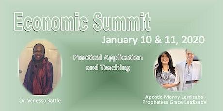 New Gate International Church Economic Summit tickets