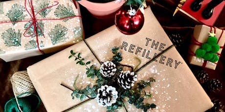 The Refillery Gift Wrapping Workshop tickets