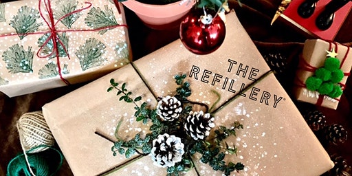 The Refillery Gift Wrapping Workshop