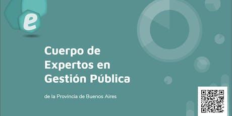 Profesionalización en el empleo público: experiencias y debates en la PBA entradas