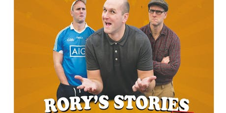 Rory's Stories - Live in Ballinrobe tickets