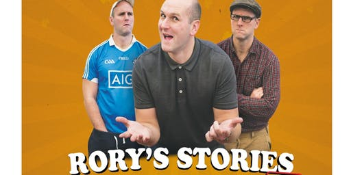 Rory's Stories - Live in Ballinrobe