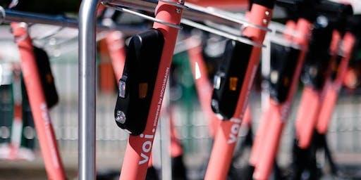 Focus Group Voi #2 : Le stationnement des trottinettes électriques en ville
