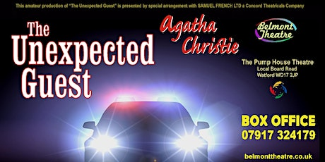 The Unexpected Guest by Agatha Christie tickets