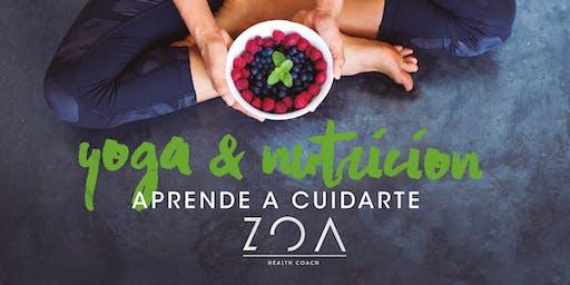 Yoga & Nutrición