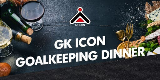GK Icon Goalkeeper Gala Dinner 2020 with Paul Robinson