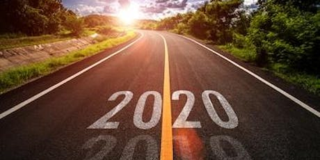 2020 Vision - Create your Vision Board for 2020 including Lunch tickets