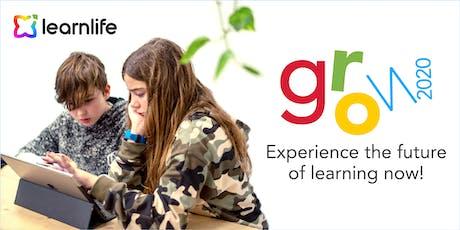 GROW 2020 - Creciendo juntos, aprendiendo siempre - 2o Edicion entradas