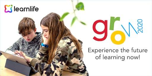 GROW 2020 - Creciendo juntos, aprendiendo siempre - 2o Edicion