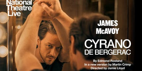 NT Live   Cyrano de Bergerac and Spanish supper tickets