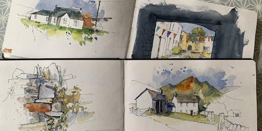 Urban Sketching Workshop with John Harrison