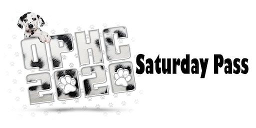 QPHC 2020 Saturday Pass