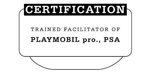 Zertifizierung für PLAYMOBIL pro. mit Mathias Haas//DEUTSCH