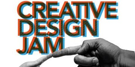 Creative Design Jam, nuove idee per il coworking tickets