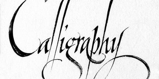 Calligraphy - Next Steps - Beeston Library - Community Learning