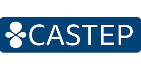 CASTEP Drop-in Session tickets